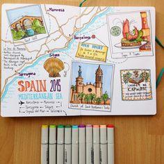 pagina de viajes y lugares que e visitado