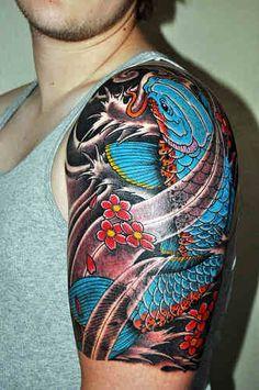 koi tattoo INK~ tattoos