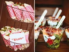 Vintage Farmers Market Birthday Party