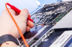 The device was booked under our private consumer electronic repairs programme for Macbook missing wifi repair service.   #CircuitBoard, #Repair, #Rework, #SmtReplacement  http://www.tfix.co.uk/projects/macbook-missing-wifi-repair/