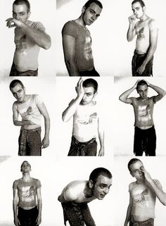 Ewan McGregor (in trainspotting)