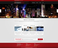 Website Web 2.0 Concept.