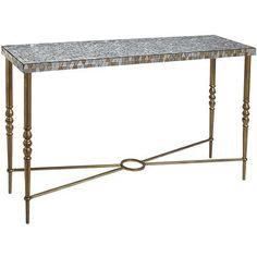 Lavonne Console Table - Mosaic