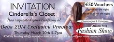 In Store Fashion Show 2014!