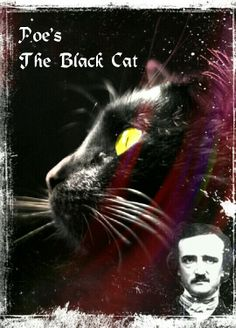 The black cat by Poe