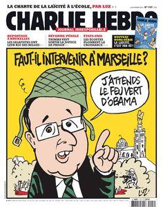 La Une de la semaine du 4 septembre 2013 | Charlie Hebdo