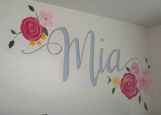 Hand painted wall murals for childrenand adults.