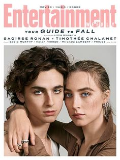 Saoirse Ronan and Timothée Chalamet take on Jo and Laurie in Greta Gerwig's swoony update of Little Women. Read our November cover story here. 📷: Collier Schorr for EW Entertainment Weekly, Entertainment Products, Alissa Salls, Greta Gerwig, Vogue Vintage, Indie, Timmy T, Def Not, Florence Pugh