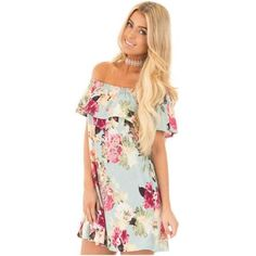2f3d41be26 Fashion Summer Dress Women Off Shoulder Sundress Floral Printed Mini Dress  Beach Party Dress Vestidos Dress