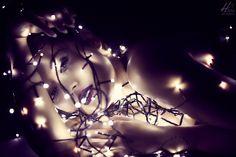 Tamara Terzic - Tamara Terzic @ Hans van Eijsden Photography, The Netherlands  MUA: Martina Kató  Lens: Canon EF 85mm f/1.2L II USM on full frame.  Light: Christmas lights. ;-)  Postprocessing: Some local adjustment curves, some painting, local cloning.  Portfolio: https://www.hansvaneijsden.com  Facebook Page: https://www.facebook.com/hansvaneijsdenphotography