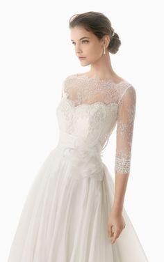 Rosa Clará 2014 bridal collection