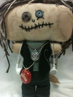 Shabby Charlotte zombie Doll - Murphy https://www.facebook.com/clarehelen59?ref=hl