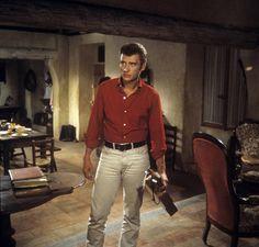 "Film ""D'où viens-tu Johnny ?"" - Johnny Hallyday - 1963 © Copyright Claude Schwartz Film D, France Gall, Claude, Life"
