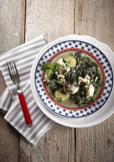 15 συνταγές με σπανάκι που θα λατρέψεις - www.olivemagazine.gr Risotto, Ethnic Recipes, Food, Meals, Yemek, Eten