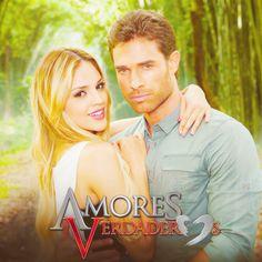 Sebastian Rulli & Eiza Gonzalez (Francisco & Nikki (Amores Verdaderos)) <3