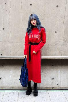 Kim Haneul, SEOUL FASHION WEEK 2018