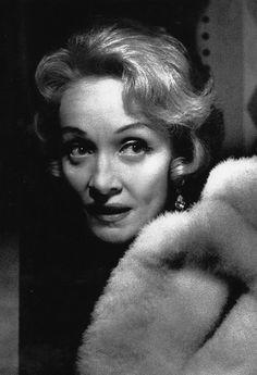 Marlene Dietrich - 1960 (Photo by: Herbert List)
