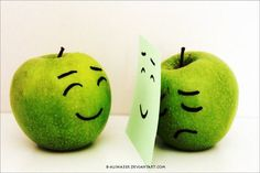 apples to apples? smile-it-s-funny