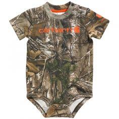 Carhartt Infant Realtree Xtra Bodyshirt - Mills Fleet Farm   SIZE 24 months