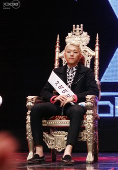"zico, our lord and master zico: ""yup.."""