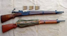 Nouvelle page 0 Survival Rifle, Steampunk Weapons, Rifles, Shotgun, Firearms, Wwii, Guns, Military, History