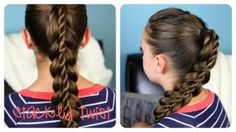 Stacked Twist | Simple Braid and Rope Braid