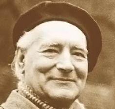 Rudolf Hauschka, founder of Dr. Hauschka Cosmetica, Holistic Body Care