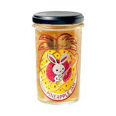 数量限定セイロンパイナップルジャム|リッチな甘みにペッパーが効いた、シナモン香る大人ジャム|カレルチャペック紅茶店 通販サイト