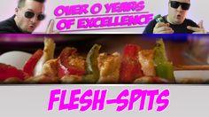 Flesh-Spits Kevin Macleod, Sunshine, King, Chicken, Meat, Vegetables, Videos, Kitchen, Food
