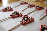 candy cane lollipops