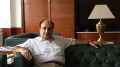 Padmashree awarded Optom . Vipin Buckshey interview at Visual Aids Centr...