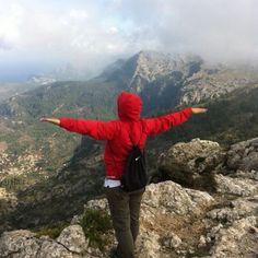 Cami de sa archiduc, serra de Tramuntana. Mallorca