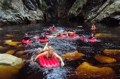 Kayak & Lilo trip Tsitsikamma