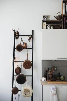 Interieur | Trend | De houten ladder