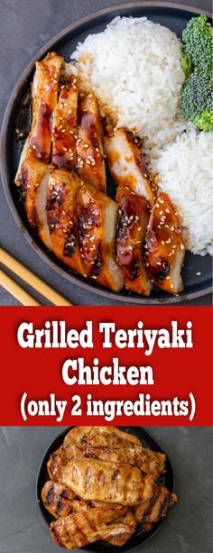 Chicken teriyaki is such an easy dish to whip up at home. With just two ingredients – chicken and your favorite teriyaki sauce – this dish comes together in a matter of minutes.