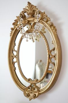 decorative gold mirrors. Though VEB didn t pin this  I am sure she would Gold MirrorsVintage gold mirrors http www anthropologie com anthro product home room