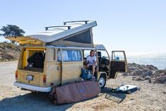A Pacific Coast Highway Surf Trip Part 1 / Huntington Beach to Morro Bay