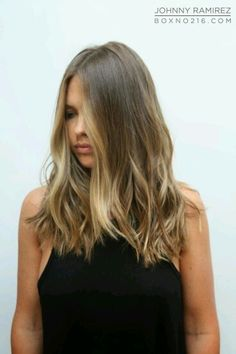 hair style long bob la coupe qui a tout chang 233 et mon salon de coiffure 3998 | a14cf3a81cb74bb5748d3998bd1fe1e1 natural sunkissed hair natural highlights for brown hair sun kissed