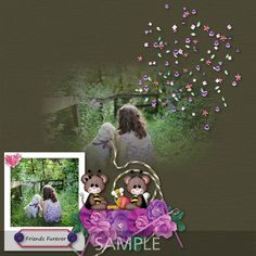 """CT layout made using Memory Mosaic's """"We Go Together"""". We Go Together, Better Together, Scrapbooking Layouts, Digital Scrapbooking, Confirmation Page, Paint Shop, Photoshop Elements, Photo Book"""