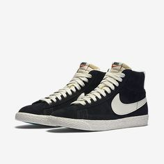 sports shoes 9f534 2ed67 NIKE BLAZER MID SUEDE VINTAGE