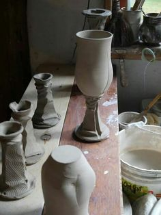 Gordon Hutchins click the image or link for more info. Slab Pottery, Pottery Mugs, Ceramic Pottery, Pottery Art, Pottery Ideas, Pottery Studio, Clay Mugs, Ceramic Clay, Ceramic Plates