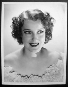 Jeanette MacDonald Vintage 1937 10x13 Clarence Bull Stamped Portrait Photo | eBay