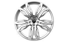 Dynamik Silver Alloy wheel / Cerchio in lega Dynamik Silver Front