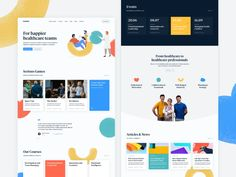 Nobox - For happier healthcare teams! by pedro et for Significa on Dribbble Healthcare Website, Healthcare Design, Professional Website Templates, Fun Shots, User Interface Design, Saint Charles, Show And Tell, App Design, Health Care