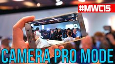 First Look: Pro photo mode on the Samsung Galaxy S6