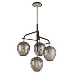 Troy Lighting Odyssey 4-light Small Pendant