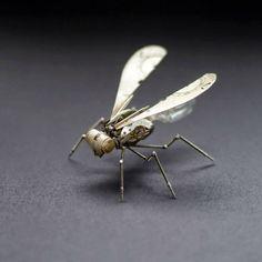 Adventure Graphics: Los insectos mecánicos de Gershenson-Gates