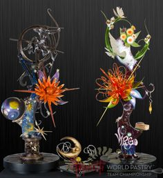 2012 Amoretti World Pastry Championships - Japan's Showpieces