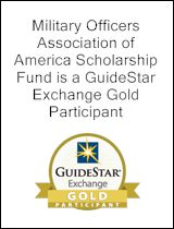 Find Photos Of MOAA Scholarship Fund Recognized by the GuideStar Exchange And Much More At RachelMDLong.com