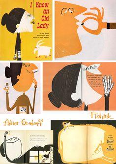 Love Abner Graboff's illustrations